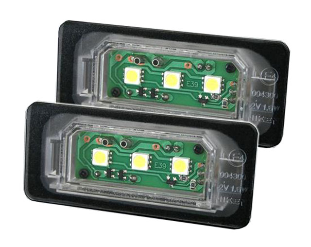 Led Kennzeichenbeleuchtung Bmw E61 E61 Lci E61 Bmw Led Kennzeichenbeleuchtung
