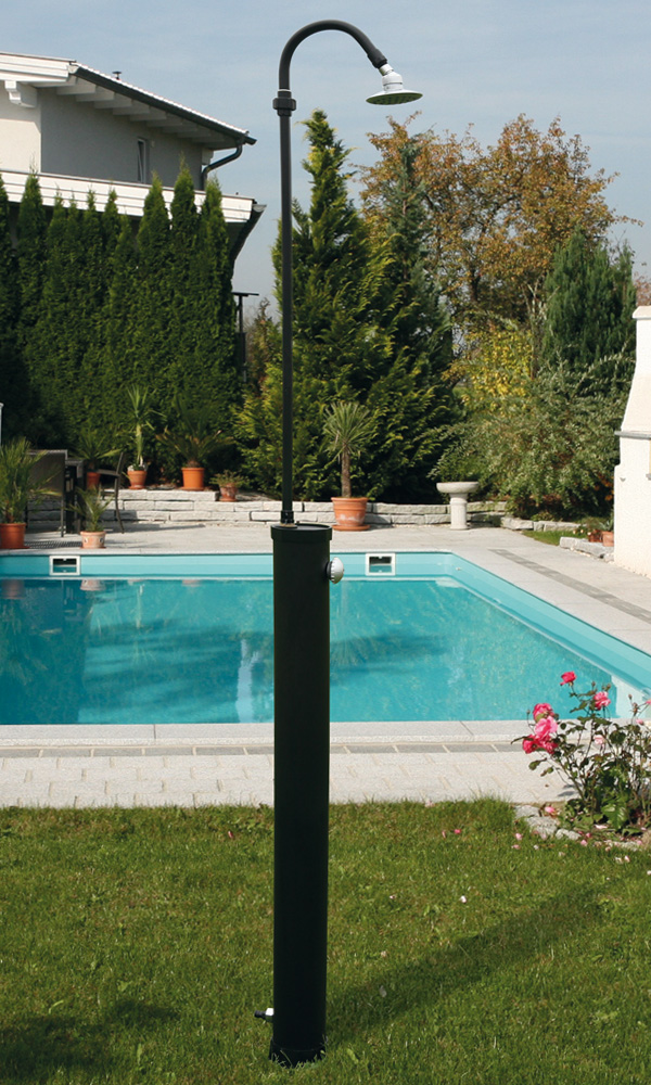 speedshower eco solardusche solar dusche pool gartendusche campingdusche ebay. Black Bedroom Furniture Sets. Home Design Ideas