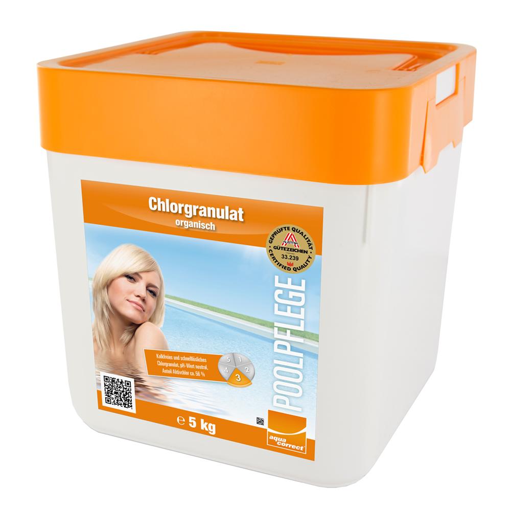 steinbach 5kg chlorgranulat chlor granulat pool schwimmbad pflege 56 aktivchlor ebay. Black Bedroom Furniture Sets. Home Design Ideas