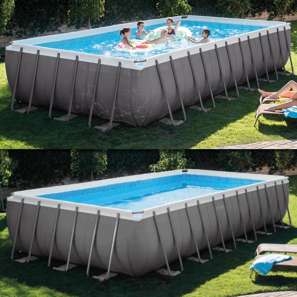 INTEX Ersatzpoolfolie für Ultra Frame Pool 732x366x132cm - ohne ...