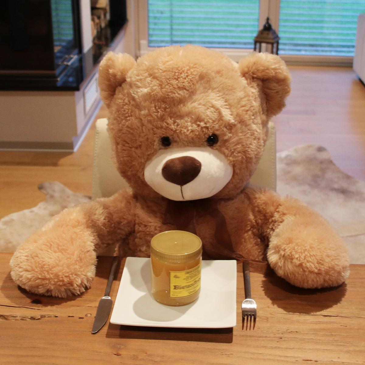 xxl teddyb r b r 1m gro kuscheltier teddy kuschelweich. Black Bedroom Furniture Sets. Home Design Ideas