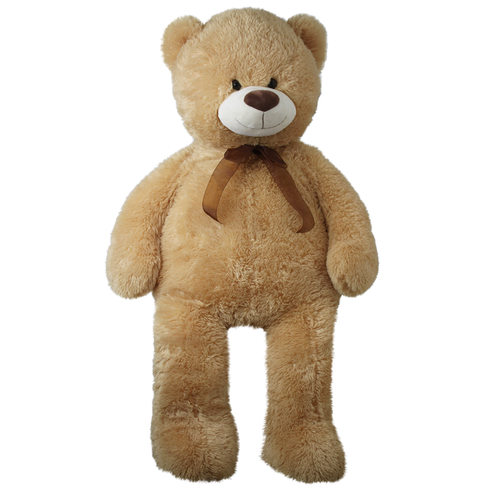 xxl teddyb r b r 1m gro kuscheltier teddy kuschelweich weihnachten ebay. Black Bedroom Furniture Sets. Home Design Ideas