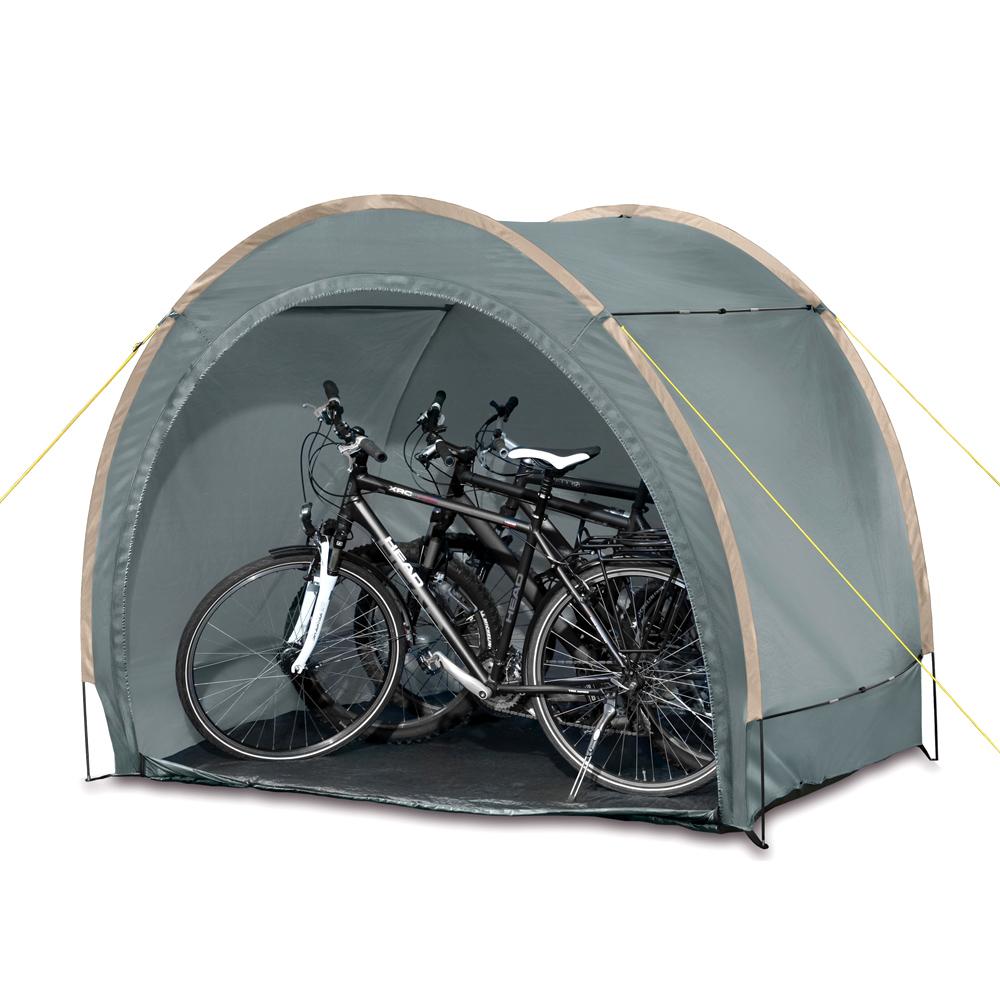 Zelt 9 Ah : Wehncke fahrrad zelt fahrradgarage pavillon garage