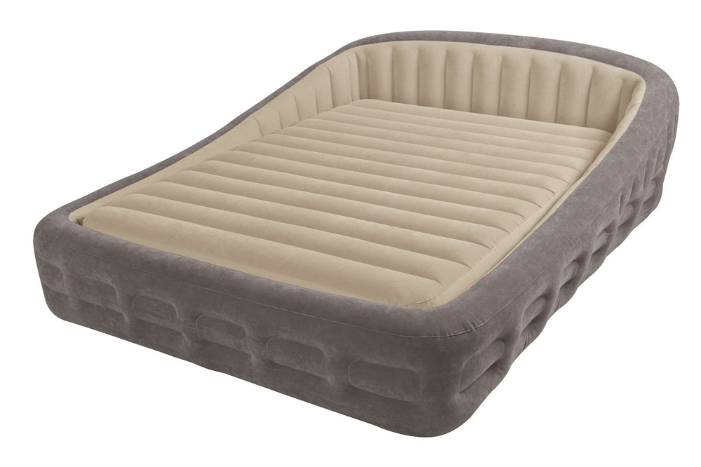Queen Size Raised Inflatable Bed