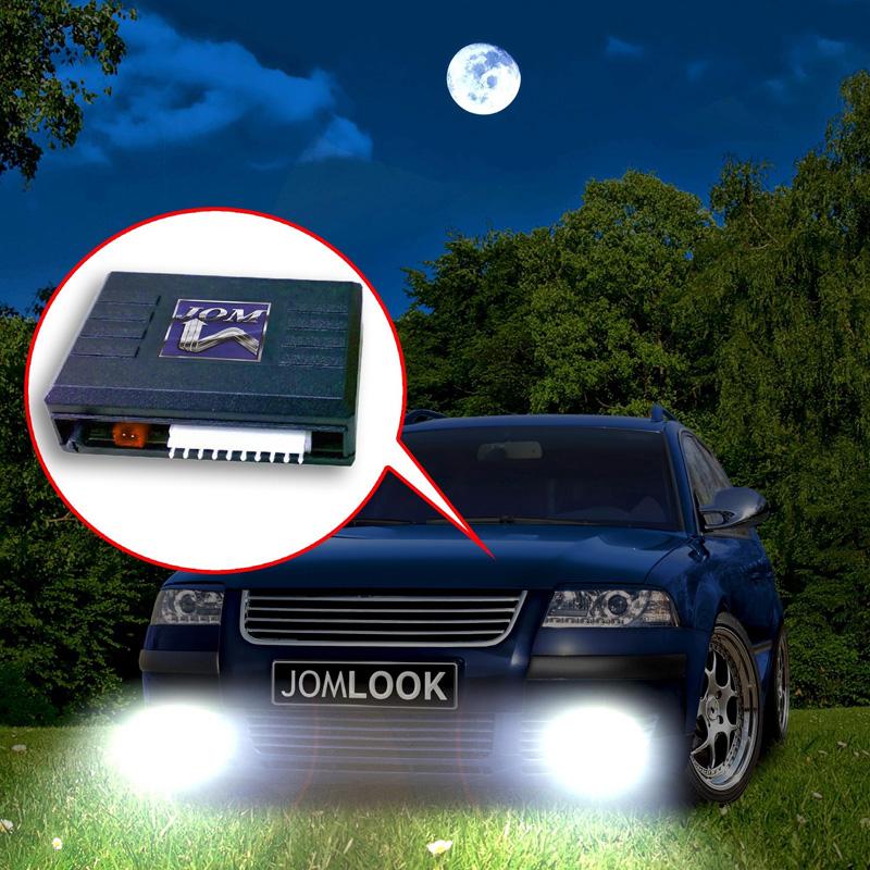 Jom coming home leaving home modul mit lichtsensor skoda ebay - Modulo chiusura automatica specchi retrovisori ...