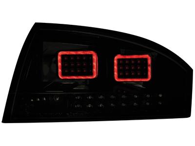 led r ckleuchten audi tt 8n bj 98 06 schwarz smoke led blinker. Black Bedroom Furniture Sets. Home Design Ideas