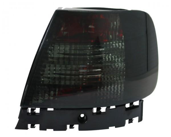 Rückleuchten Klarglas Audi A4 B5 Limo Bj. 95-00 Schwarz