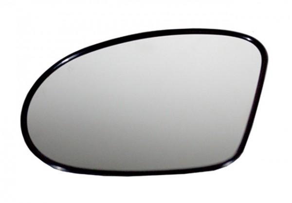 Sport Spiegel Ersatzglas Linke Seite Weiß