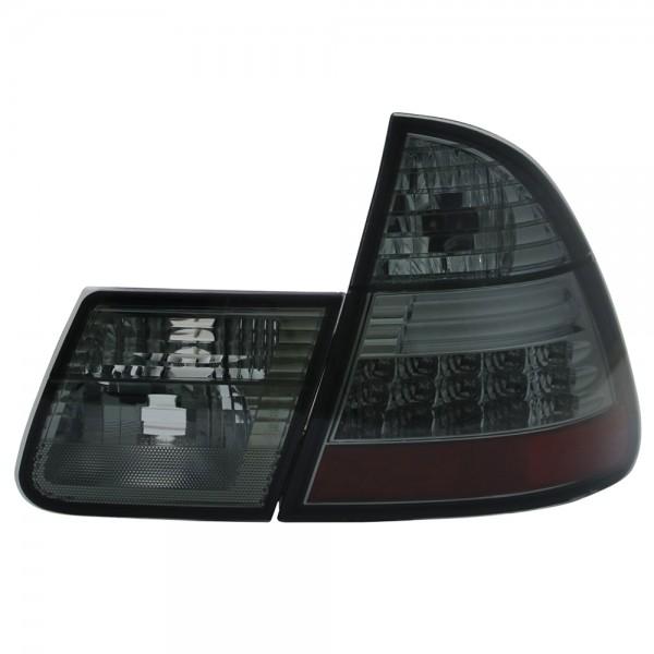 LED Rückleuchten BMW 3er E46 Touring Bj. 99-05 Schwarz