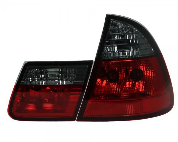 Rückleuchten BMW E46 Touring Bj. 99-05 Rot/Schwarz
