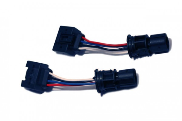 2 x Adapter Stecker Scheinwerfer für Mercedes SLK R170