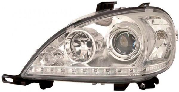 Scheinwerfer Tagfahrlicht Optik Mercedes Benz W163 01-05 Chrom