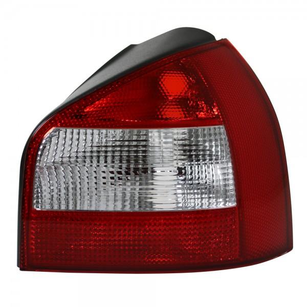 Rückleuchten Audi A3 8L Bj. 1996-2003 Rot Weiss Facelift Optik