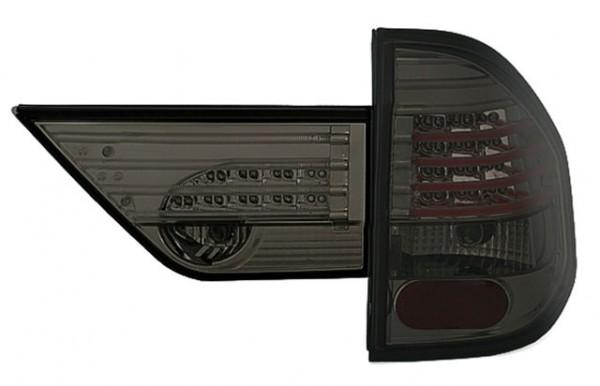 LED Rückleuchten BMW X3 Typ E83 Bj. 04-06 Smoke