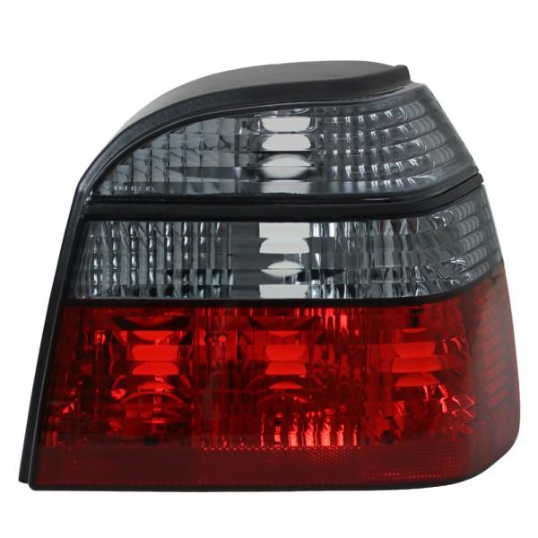 Rückleuchten VW Golf 3 Limo Bj. 91-97 Rot/Smoke