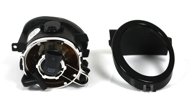 klarglas nebelscheinwerfer schwarz smoke bmw e46 m3 e46. Black Bedroom Furniture Sets. Home Design Ideas