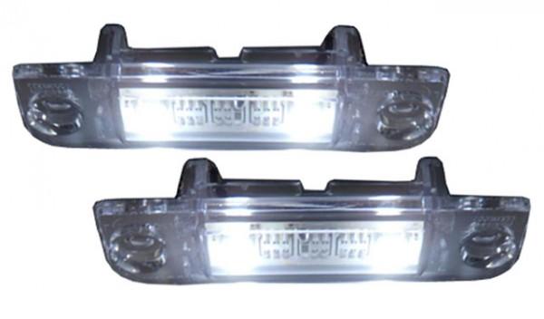 LED Kennzeichenbeleuchtung für VW Scirocco Bj. 2008-
