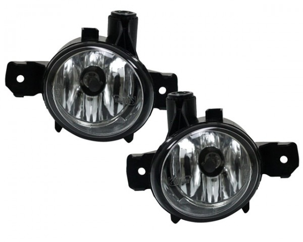 Nebelscheinwerfer Set Chrom für BMW X1 E84 X3 E83 X5 E70