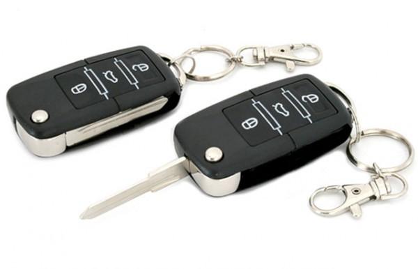 Klappschlüssel Funkfernbedienung Plug & Play VW Golf 3 Cabrio