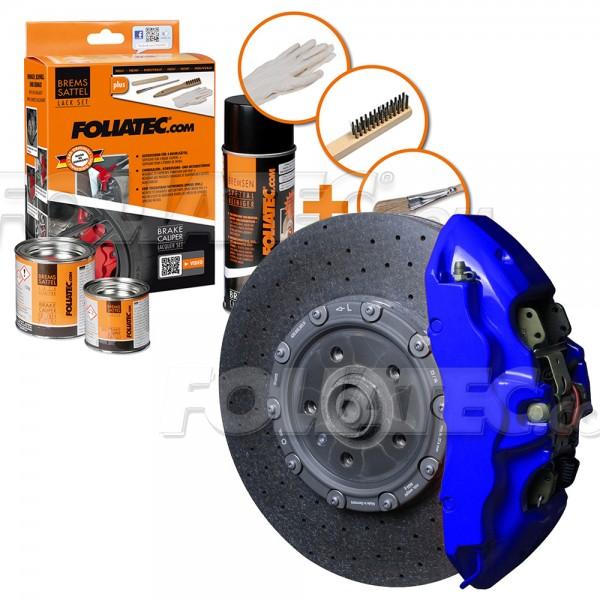 FOLIATEC Bremssattellack RS Blau Bremssattelfarbe Bremssattel 2162