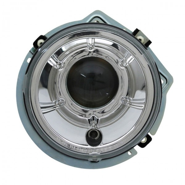 Scheinwerfer Klarglas Mercedes W461 W463 Bj. 92-06 Chrom