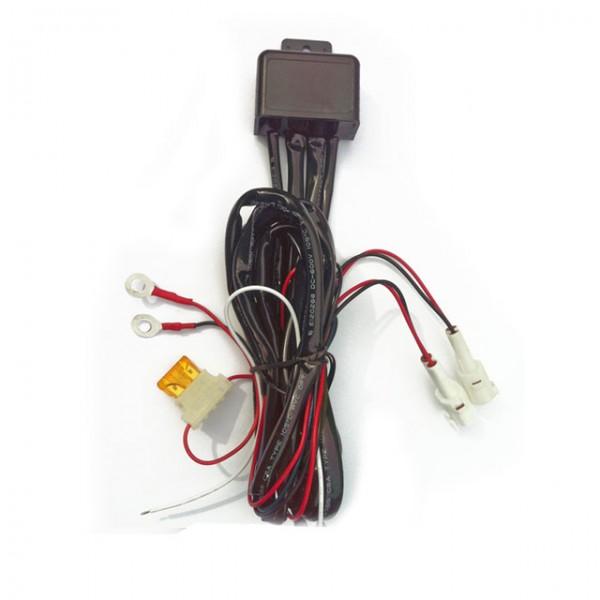 LED Tagfahrlicht Modul Steuergerät + Coming Home + 50% Dimmung