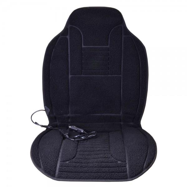 PKW Sitzheizung Webpelz 12V 2-Heizstufen 35W 45W Sitzauflage