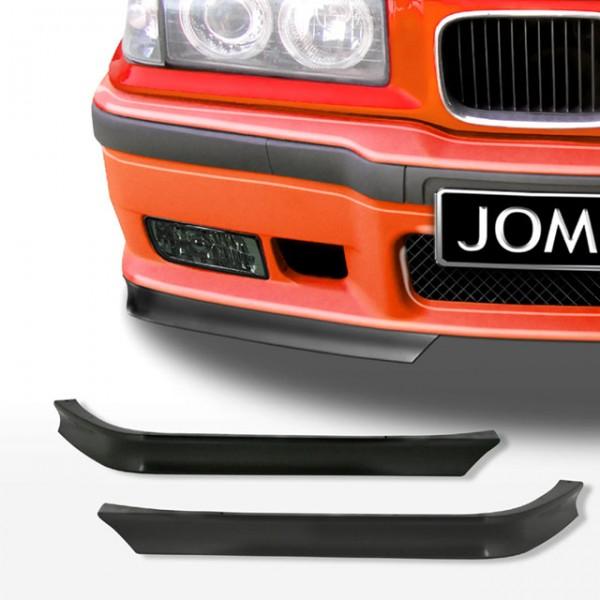 Spoilerlippe Ecken für M3 Paket Stoßstange BMW 3er alle E36