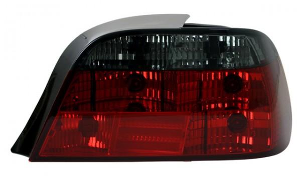 Rückleuchten Klarglas BMW E38 Bj. 94-01 Rot/Smoke