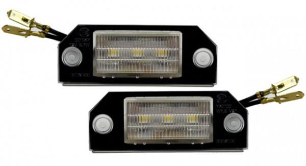 LED Kennzeichenbeleuchtung für Ford Focus MK2 Bj. 04-08