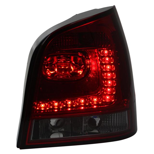 VW Polo 9N3 9N Rückleuchten Rückleuchte Rücklicht Heckleuchte Rechts 05-09 Rot