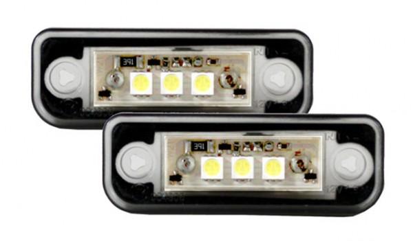 LED Kennzeichenbeleuchtung für Mercedes SLK R171 Bj. 04-11