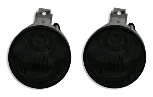 Frontblinker Klarglas für VW Lupo 6X Bj. 94- Schwarz