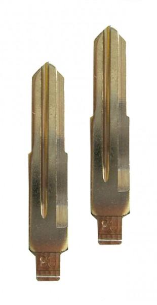 2 x Schlüsselrohling für Honda