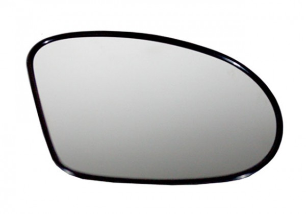 Sport Spiegel Ersatzglas Rechte Seite Weiß