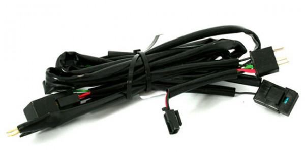 Kabelsatz Upgrade für Peugeot 206 von H4 Scheinwerfer zu H7