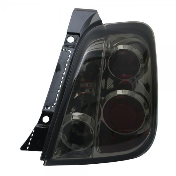 Rückleuchten Heckleuchten für Fiat 500 500C Bj. 2007-2015 Smoke