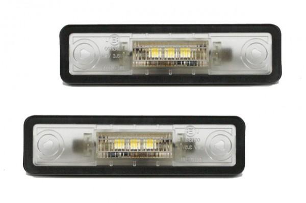 LED Kennzeichenbeleuchtung für Opel Omega A Caravan Bj. 86–94