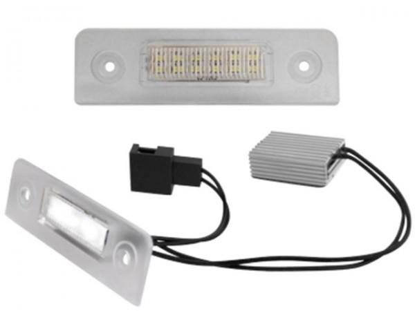 LED Kennzeichenbeleuchtung für Skoda Octavia 1Z Bj. 08- Facelift